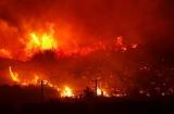 Why is Turkey setting fires in Kurdish regions?