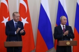 Turkey, Russia agree to demilitarized zone in Idlib