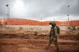 On the Lebanon-Israel border: A room with a (militarized) view