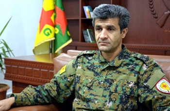 An interview with YPG spokesman Nuri Mahmoud on Idlib