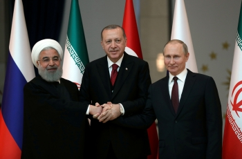 Turkey's Erdogan tells Putin he wants new summit on Syria's Idlib