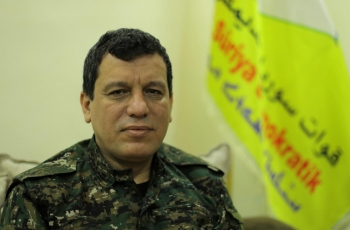SDF vows to fight any Turkish attack in north Syria