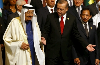 Turkey aims to improve ties with Saudi Arabia - minister's speech text