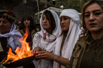 On the 73rd attempt to exterminate us, I wept with my Yazidi ancestors