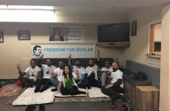 'All we have left to protest with are our bodies': Kurds around the world on hunger strike in solidarity with Leyla Guven