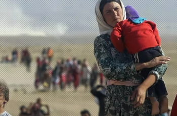 On the anniversary of Yazidi genocide in Shingal: Countering genocide with women's organisation