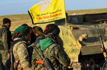 Syrian Democratic Forces launch final assault against ISIS in Hajin