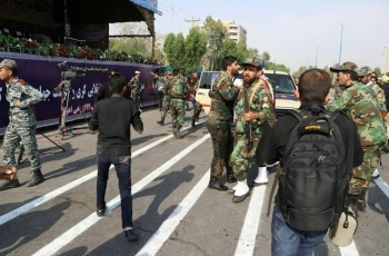 Iran warns U.S., Israel of revenge after parade attack