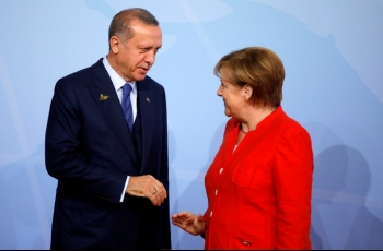 Merkel and Erdogan talked over phone