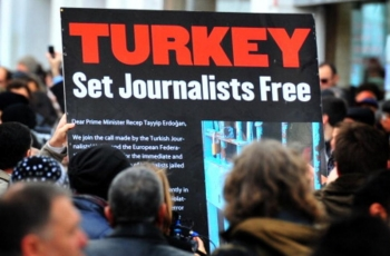 Hypocrisy: Western media publishes Erdogan while Turkey jails journalists for terrorism