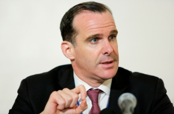 'There's no plan' in Syria, says former Syria special envoy McGurk
