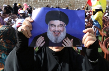 Lebanese Hezbollah leader says group stronger than ever