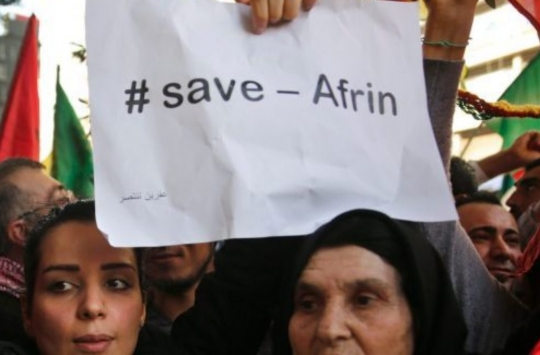 Nowhere to turn: legal accountability in occupied Afrin