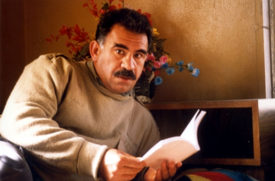 PKK leader Ocalan permitted first meeting since 2016