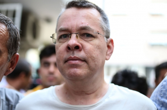US pastor in Turkey appeals for release, lifting of travel ban-lawyer