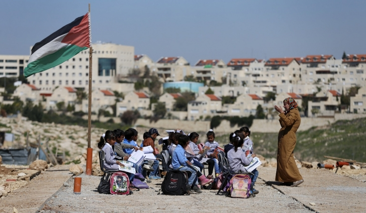 Palestinians wary as U.N. may not open schools in time due to Trump's budget cut