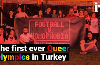 The first ever Queer Olympics in Turkey