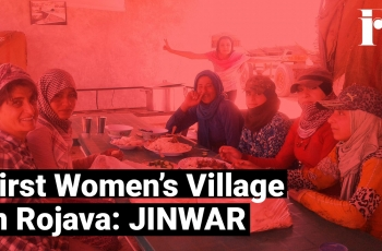 JINWAR an ecological women's village in Rojava